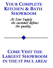 Come Visit the Largest Showroom in the Twin Cities